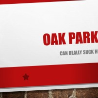 Oak Park, IL can suck ass a